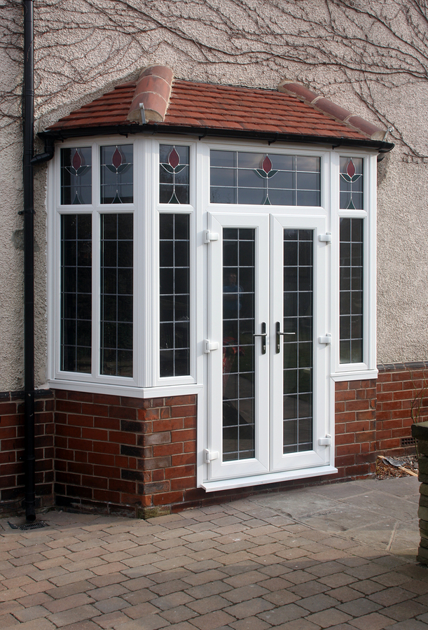 New doors halesowen 0121 285 7475 stourbridge double - Upvc double front exterior doors ...